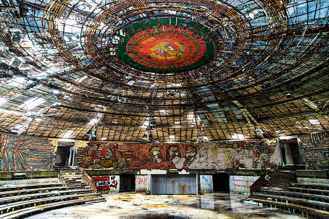 Buzludzha Monument Auditorium