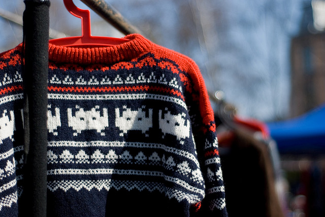Norwegian jumper
